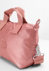 Kipling - KALA MINI - Tote bag - metallic rust - 5
