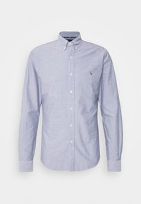 SLIM FIT OXFORD SHIRT - Shirt - slate