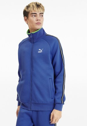 Training jacket - dazzling blue