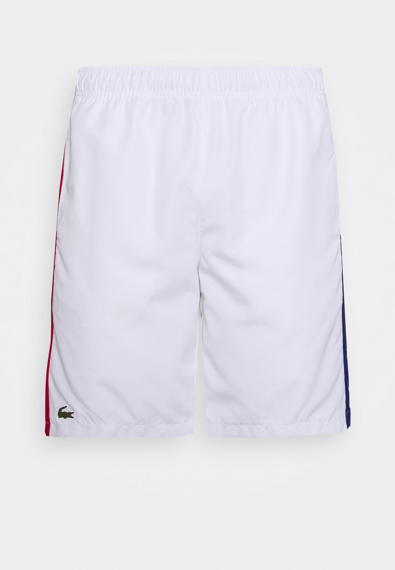 Lacoste Sport - GH2066 - Short de sport - white/red/cosmic black