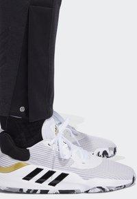 adidas Performance - CROSS-UP 365 TRACKSUIT BOTTOMS - Tracksuit bottoms - black - 7