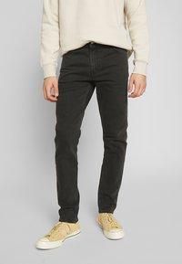 Weekday - SUNDAY - Straight leg jeans - tuned black - 0