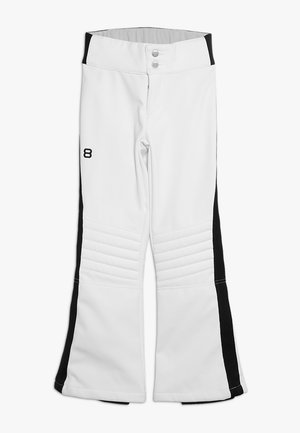 ANNBELL - Snow pants - blanc