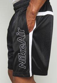 Nike Sportswear - Pantalon de survêtement - black/white - 4