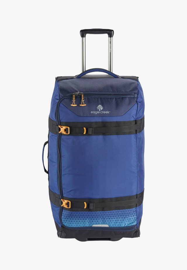 Wheeled suitcase - twilight blue