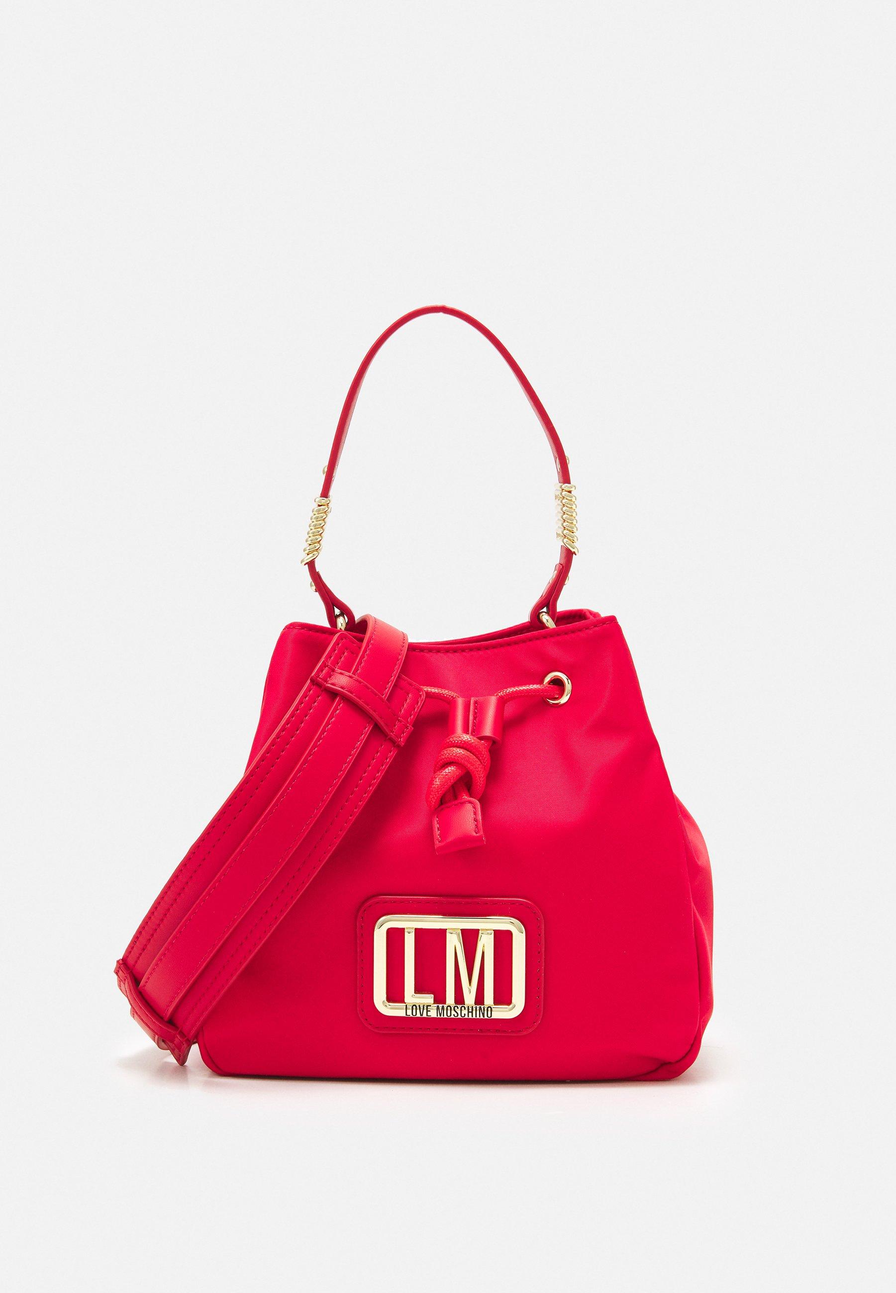 Women NEW LOGO BUCKET BAG - Handbag