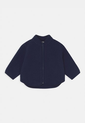 UNISEX - Fleece jacket - blue