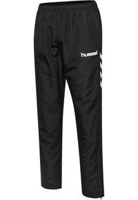 Hummel - MICRO PANT - Trainingsbroek - black - 1