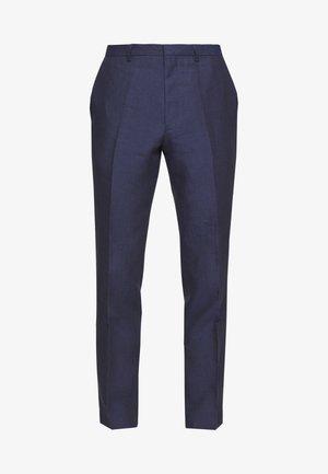 THODD - Suit trousers - midnight blue
