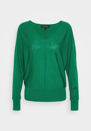 CASTOFF CENTERSEAM - Jumper - luscious green