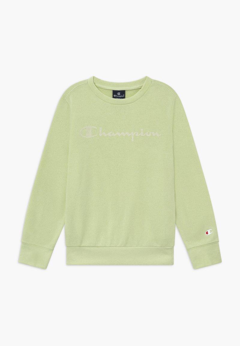 Champion - LEGACY AMERICAN CLASSICS CREWNECK - Sweatshirt - mint
