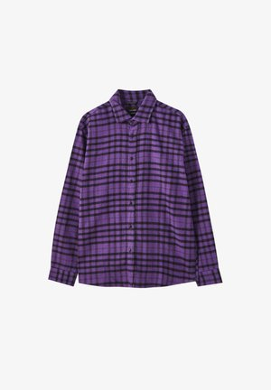 Shirt - purple