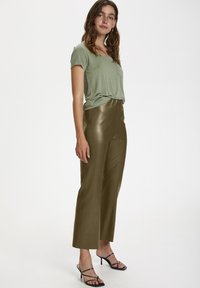 Soaked in Luxury - Trousers - military olive - 1