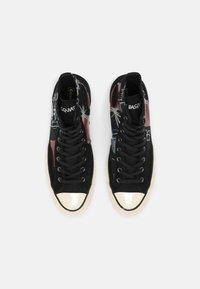 Converse - CHUCK 70 UNISEX - Zapatillas altas - black - 3