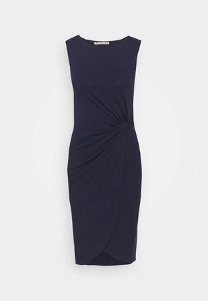 Jersey dress - dark blue