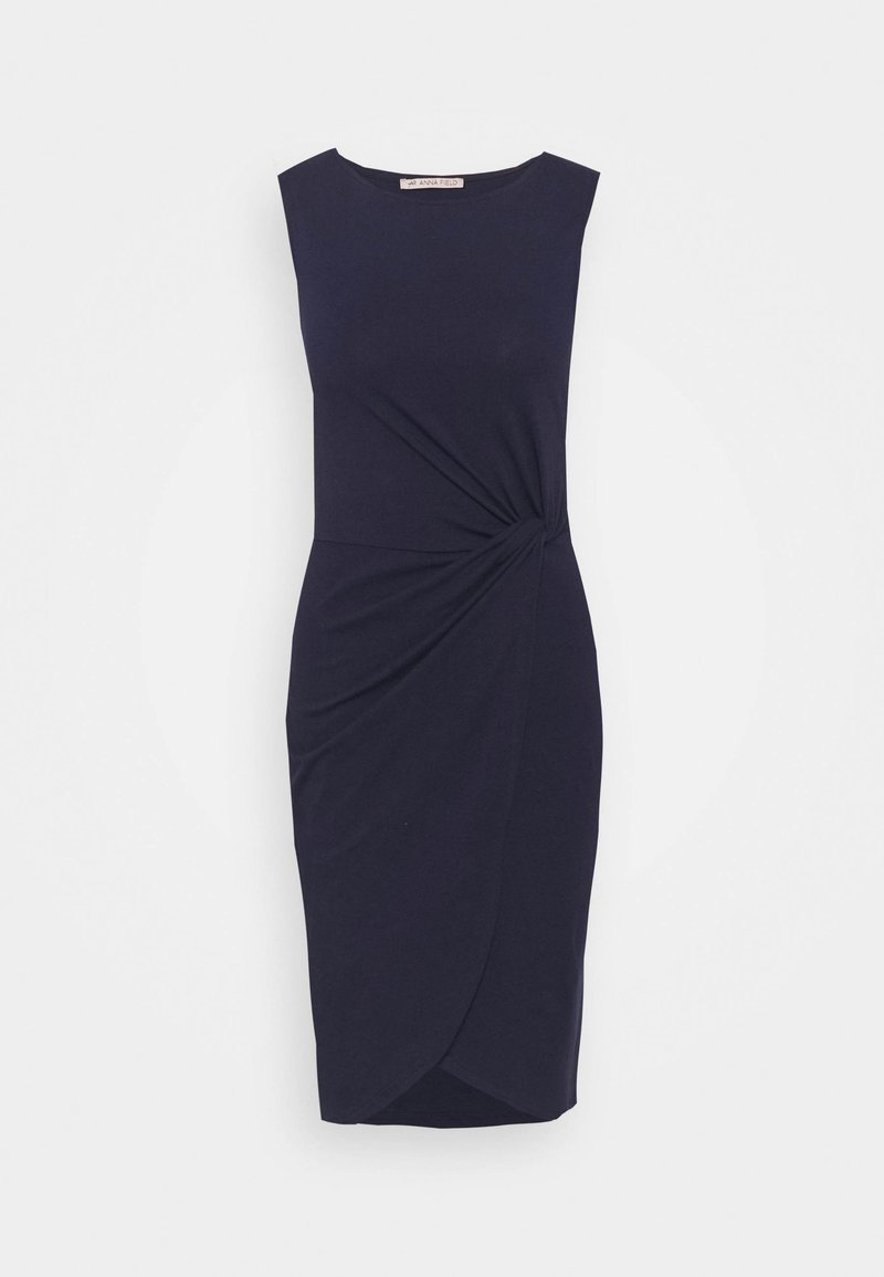 Anna Field - Žerzejové šaty - dark blue