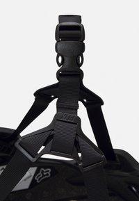 Fox Racing - SPEEDFRAME HELMET UNISEX - Helm - black - 4