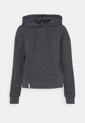 Bluza z kapturem - dark grey