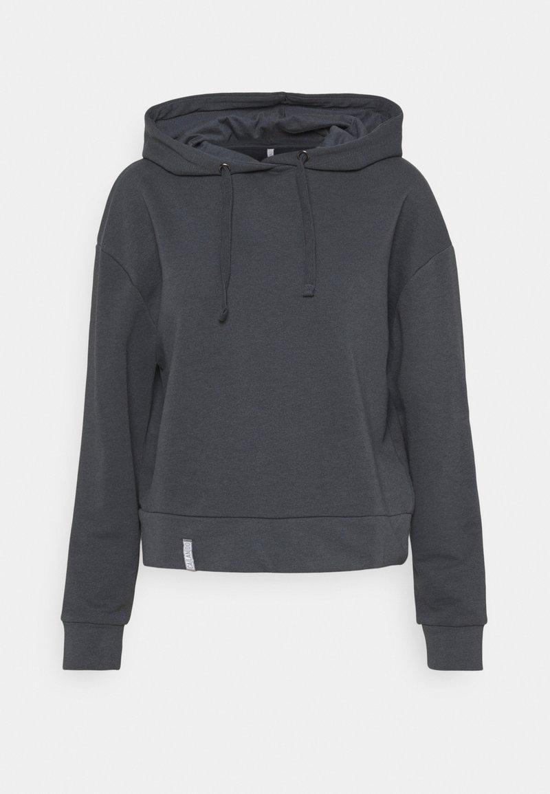 CALANDO - Hoodie - dark grey