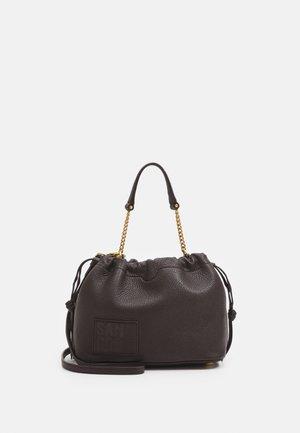 POUCH BAG - Handbag - marron