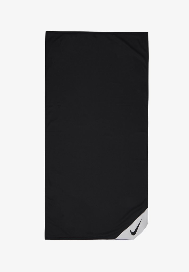 Nike Performance - COOLING SMALL TOWEL - Handtuch - black/white