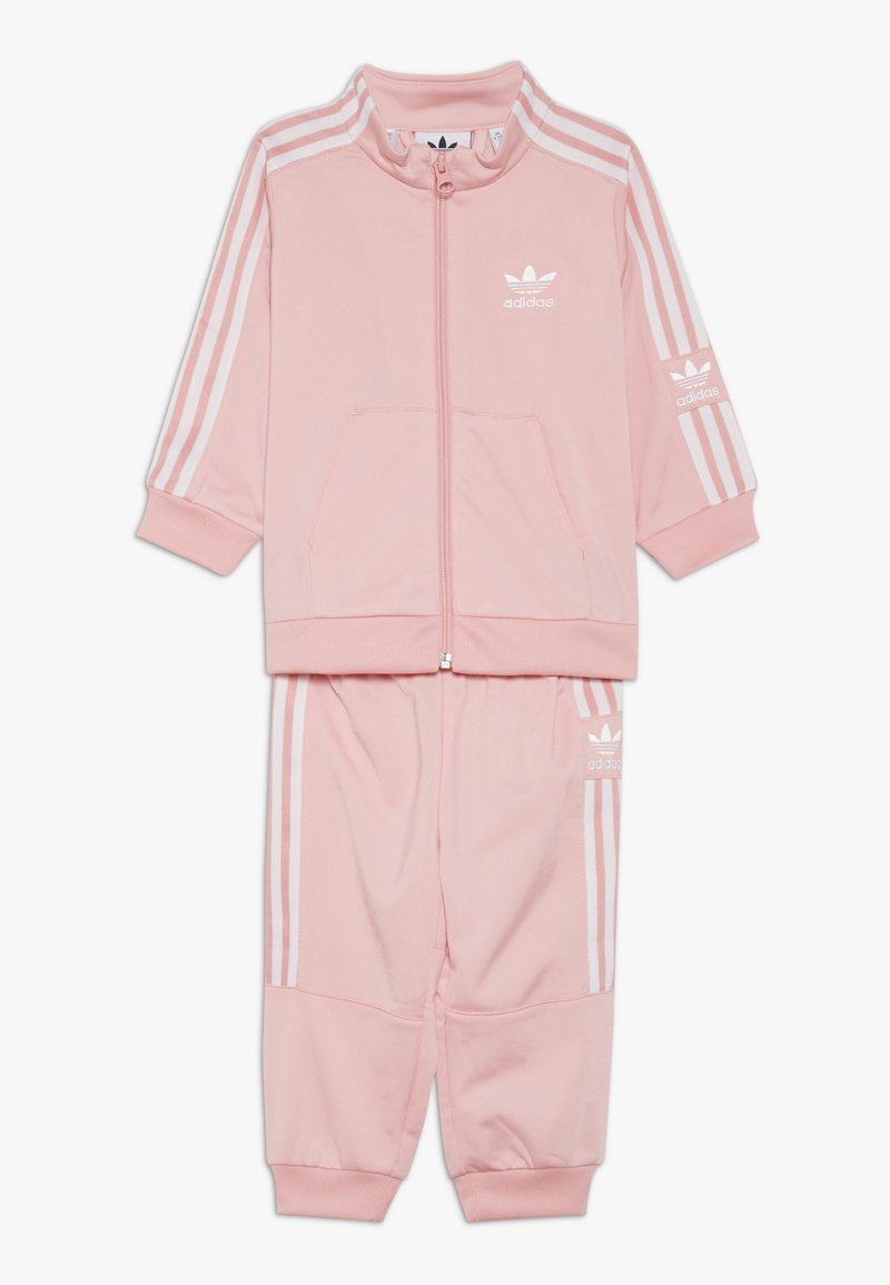adidas Originals - LOCK UP - Tuta - light pink