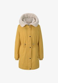 TOM TAILOR DENIM - Parka - indian spice yellow - 5