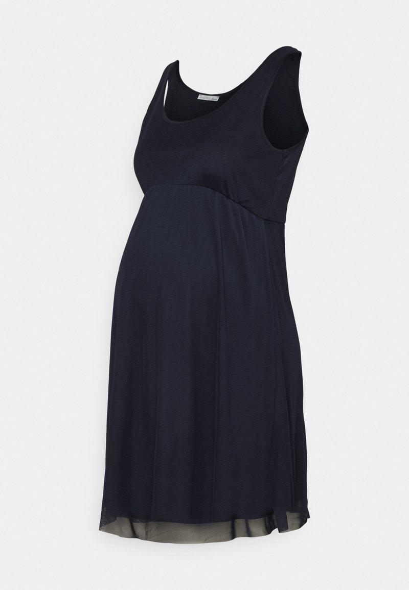Anna Field MAMA - Day dress - dark blue