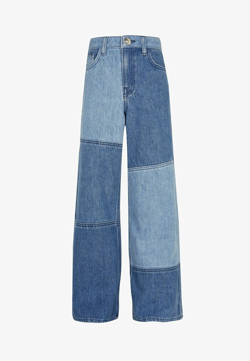 River Island - Flared Jeans - blue