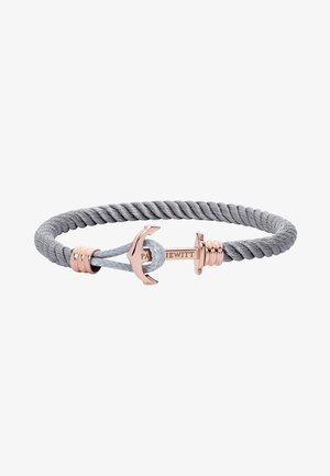PHREP  - Armband - grau roségold