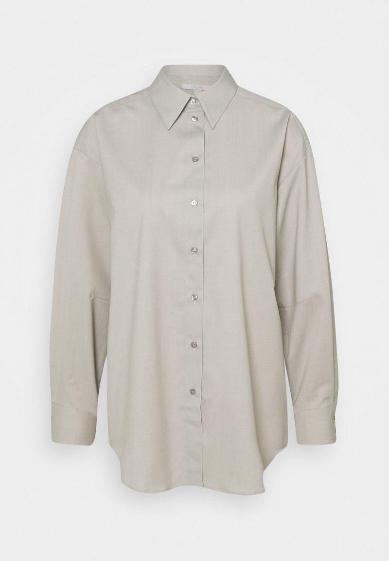 House of Dagmar - GINA  - Camicia - light grey