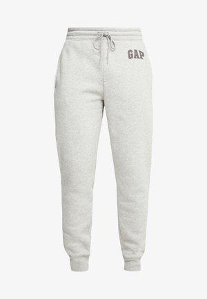 LOGO PANT - Pantalon de survêtement - light heather grey