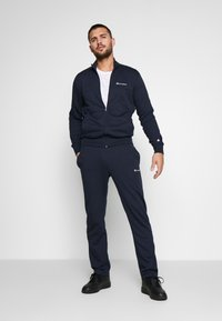 Champion - FULL ZIP SUIT - Träningsset - navy - 1