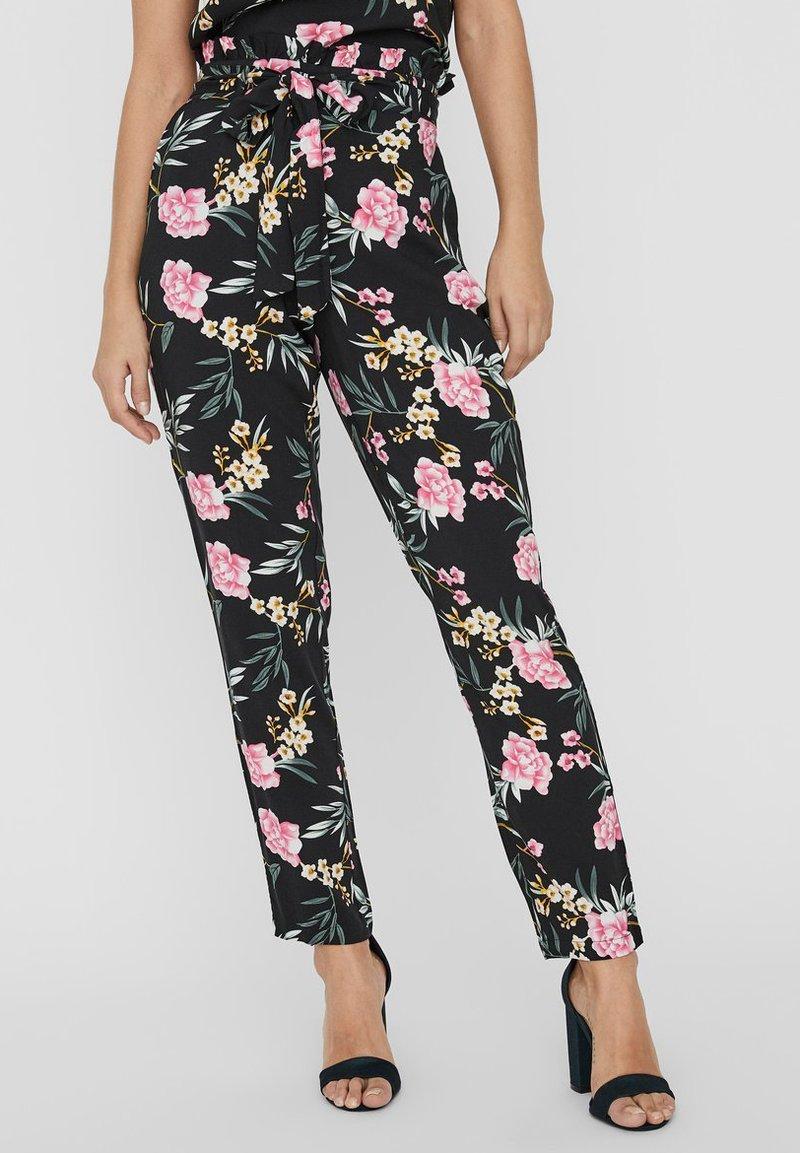 Vero Moda - Pantaloni - black