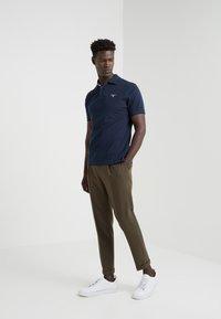 Barbour - TARTAN - Polo shirt - new navy - 1