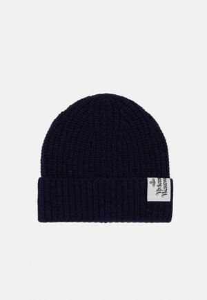 BEANIE HAT UNISEX - Berretto - navy blue