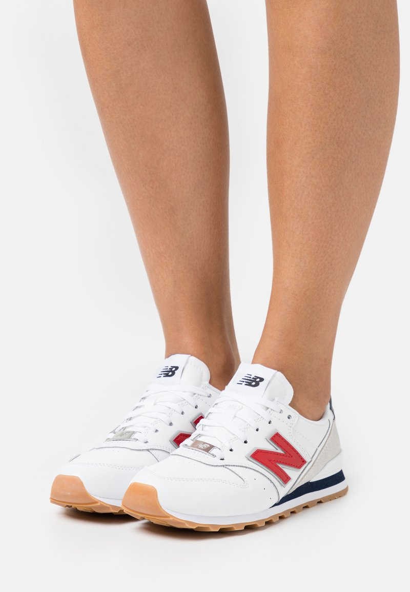 New Balance - WL996 - Zapatillas - white
