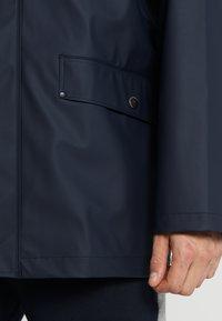 Helly Hansen - MOSS RAIN COAT - Waterproof jacket - navy - 6