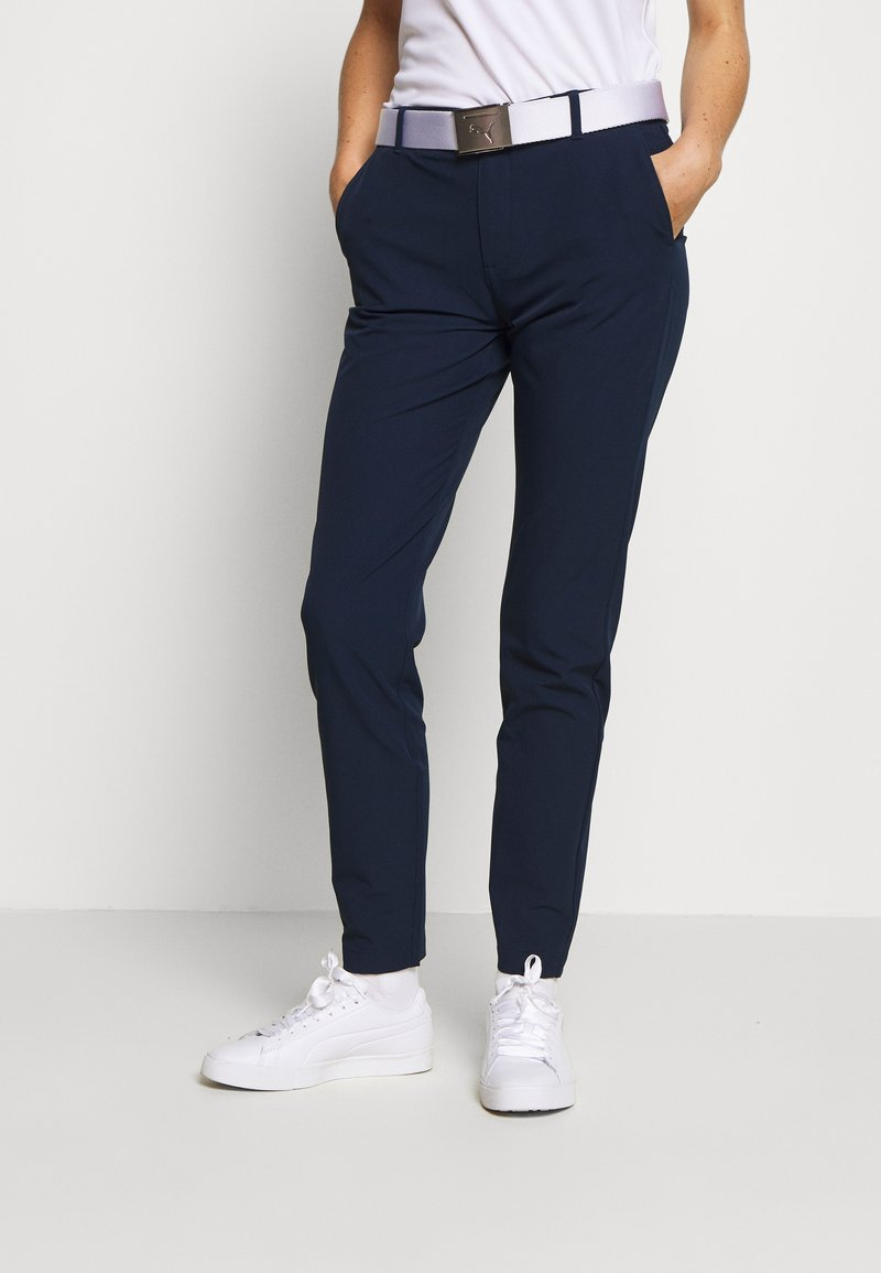 Under Armour - LINKS PANT - Trousers - academy