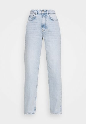 HIGH WAIST - Relaxed fit jeans - sky blue