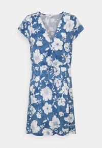 GAP - DRESS - Denimové šaty - blue - 0