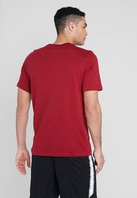 Nike Performance - AS ROM TEE CORE MATCH - Pelipaita - team crimson - 2