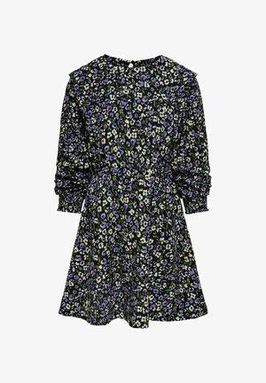 KLEID  - Shirt dress - black 3