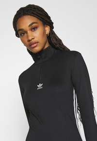 adidas Originals - DRESS - Vestido ligero - black - 4