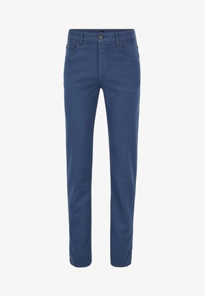 ALBANY-20 - Slim fit jeans - open blue
