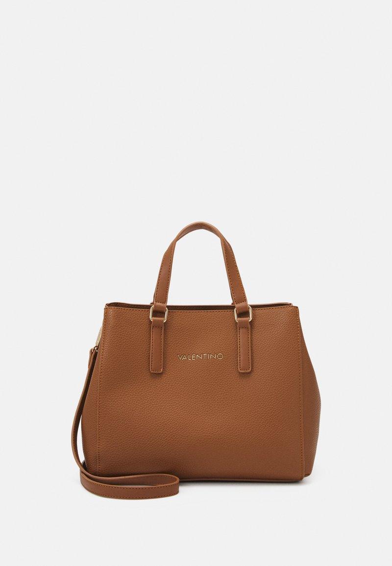 Valentino Bags - SUPERMAN - Handbag - cognac