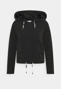 ONLY Petite - ONLNEW SKYLAR SPRING JACKET - Summer jacket - black - 0