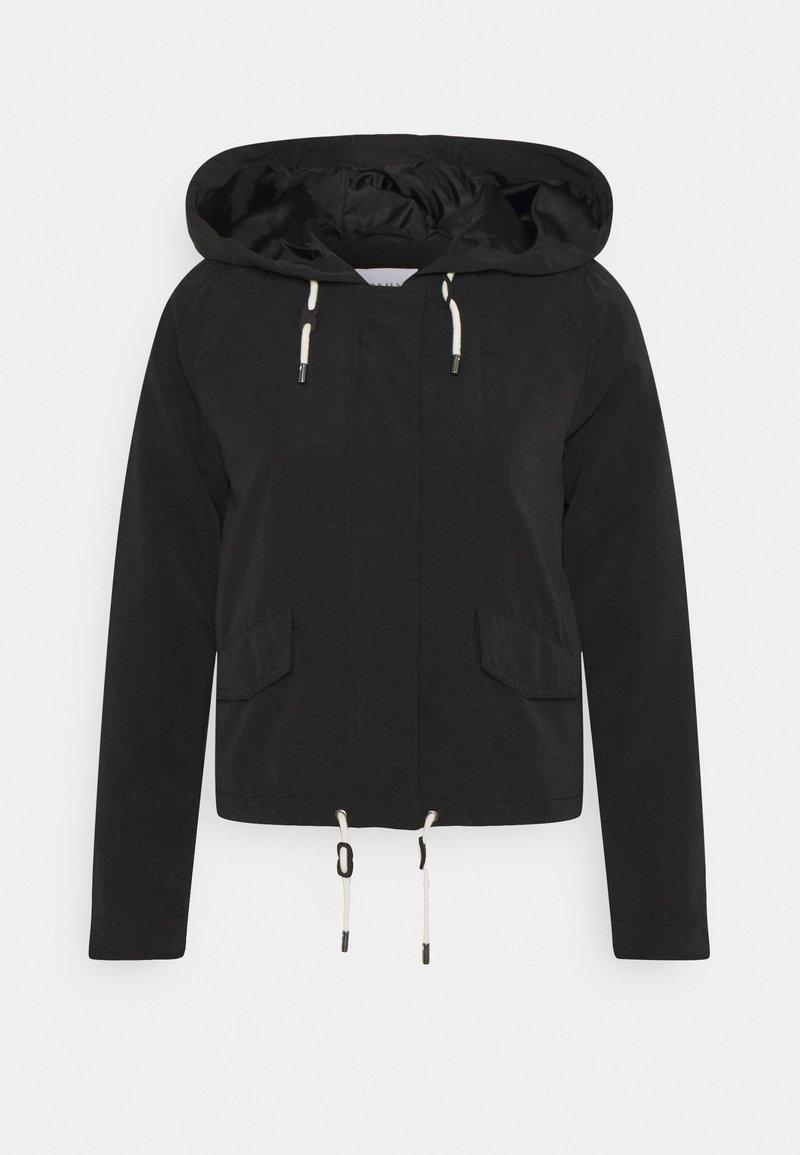 ONLY Petite - ONLNEW SKYLAR SPRING JACKET - Summer jacket - black
