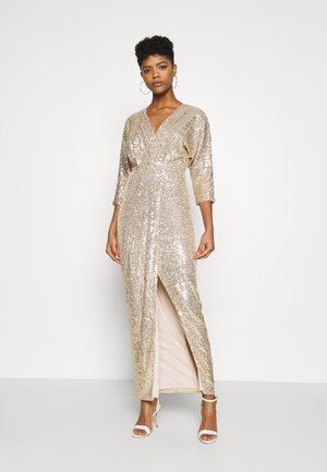 REEVIRA MAXI - Robe de cocktail - gold