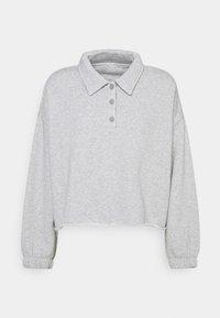aerie - Mikina - medium heather gray - 0
